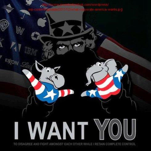 Corporate Fascist America